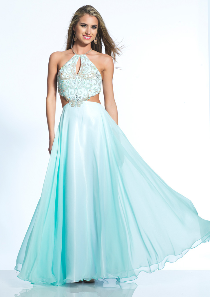 Dave and Johnny Prom Dress 2018